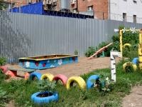 Самара, улица Засулич. детская площадка