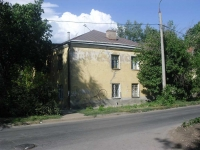 Самара, улица Блюхера, дом 10. многоквартирный дом