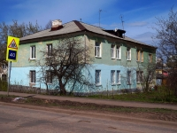 Samara, st Bltyukher, house 16. Apartment house