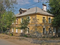 Samara, st Bobruyskaya, house 51. Apartment house