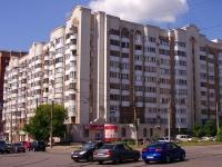 Samara, st Kievskaya, house 15. Apartment house