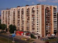 Samara, st Kievskaya, house 10. Apartment house