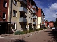 Samara, st Kievskaya, house 10А. Apartment house