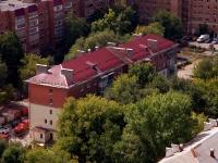 Самара, улица Киевская, дом 10А. многоквартирный дом