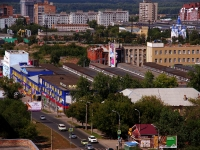"""Самара, торговый центр """"Караван"""", улица Киевская, дом 1"""