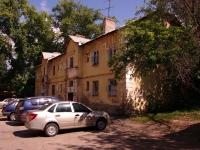 Samara, st Kievskaya, house 6 с.3. Apartment house