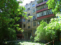 neighbour house: st. Klinicheskaya, house 17. Apartment house