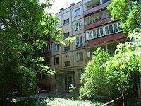 Samara, st Klinicheskaya, house 17. Apartment house
