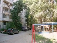 Samara, st Klinicheskaya, house 18. Apartment house