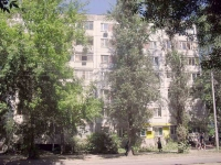 Samara, Klinicheskaya st, house 18. Apartment house