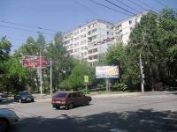Samara, st Klinicheskaya, house 24. Apartment house