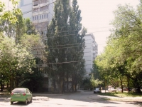 Samara, st Klinicheskaya, house 25. Apartment house