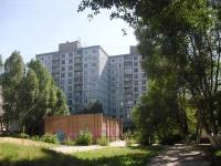 Samara, st Klinicheskaya, house 26. Apartment house