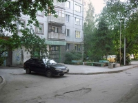 Samara, Klinicheskaya st, house 26. Apartment house