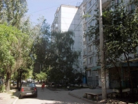 Samara, Klinicheskaya st, house 27. Apartment house