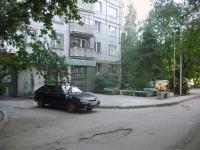 Samara, st Klinicheskaya, house 28. Apartment house