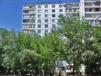 Samara, st Klinicheskaya, house 29. Apartment house