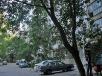 Samara, st Klinicheskaya, house 32. Apartment house