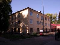 Samara, alley Kollektivny, house 4. Apartment house