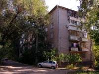 Samara, alley Kollektivny, house 3. Apartment house