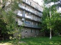 Самара, общежитие Самарского колледжа строительства и предпринимательства, №3, Колхозный переулок, дом 1