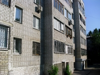 Samara, Kolkhozny alley, house 2. Apartment house