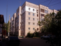 Samara, alley Kolkhozny, house 2. Apartment house