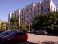 Samara, Kolkhozny alley, house 3. Apartment house