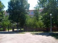 Самара, улица Красноармейская, дом 93А. школа