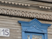 Samara, Krasnoarmeyskaya st, house 115. Private house