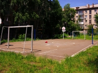 neighbour house: st. Krasnoarmeyskaya. sports ground