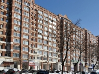 neighbour house: st. Krasnoarmeyskaya, house 72. Apartment house
