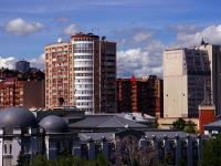 萨马拉市, Krasnoarmeyskaya st, 房屋 76. 公寓楼