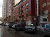 Samara, Krasnoarmeyskaya st, house 76. Apartment house