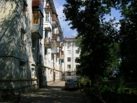 Samara, Krasnoarmeyskaya st, house 121. Apartment house