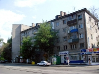 Samara, Krasnoarmeyskaya st, house 127. Apartment house
