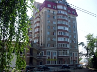 Samara, Krasnoarmeyskaya st, house 153. Apartment house