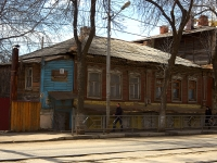 Samara, Krasnoarmeyskaya st, house 51. Apartment house