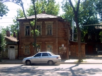 Samara, Krasnoarmeyskaya st, house 53. Apartment house