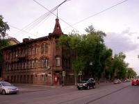 neighbour house: st. Krasnoarmeyskaya, house 60. Apartment house Доходный дом Челышева