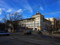 neighbour house: st. Krasnoarmeyskaya, house 62. Apartment house