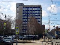 """Самара, офисное здание ОАО """"Гипровостокнефть"""", улица Красноармейская, дом 93"""