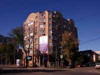 Samara, Krasnoarmeyskaya st, house 34. Apartment house