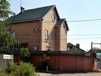 Samara, st Krylov, house 14. Private house