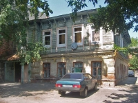 Samara, Leningradskaya st, house 82. Apartment house