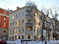 neighbour house: st. Leningradskaya, house 21. Apartment house