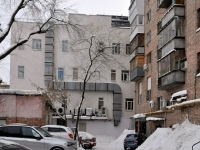 Samara, Leningradskaya st, house 60. Apartment house