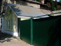 Samara, Leningradskaya st, house 116А. Private house