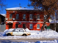 Samara, Leningradskaya st, house 122. Apartment house
