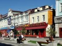 Самара, улица Ленинградская, дом 28А. многофункциональное здание